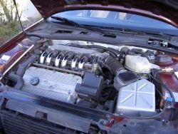 3 Liter V6 - leider falsch eingebaut ;-)