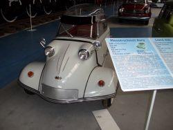 Messerschmitt Karo KR 200, 1958