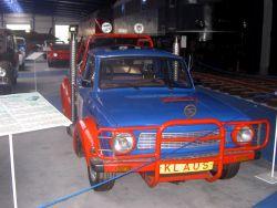 bfw Trabant, naja