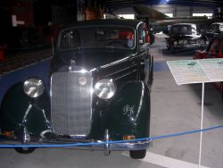 Mercedes Benz 170 Sb, 1952