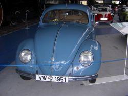 VW Käfer, 1951