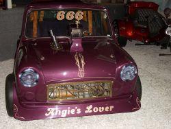 Austin Mini Dragster