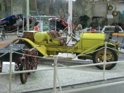 American La France Speedster, 1912
