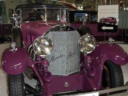 """Mercedes Benz 630 K, 1928, Karosserie """"Sedanca de Ville"""" von Saoutchik"""