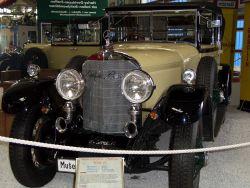 Mercedes Benz 630 K, 1928, Karosserie von Park Ward, London