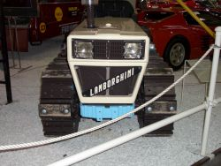 Lamborghini Raupe, 1968 - 1970
