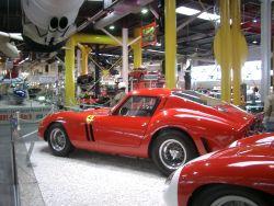 Ferrari 250 GTO, 1963