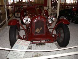 Alfa Romeo 8C / Monza, 1933