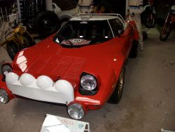 Lancia Stratos, 1976