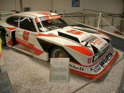 Zakspeed Turbo Capri, 1981