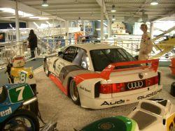 Audi 90 quattro IMSA-GTO, 1989
