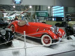 Mercedes Benz 540 K, 1938