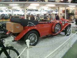 Mercedes Benz 630 mit Kompressor, 1928