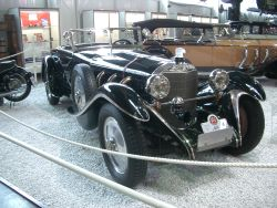 """Mercedes Benz S """"Saoutchik"""", 1928"""