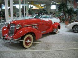 Auburn Boattail Speedster 851, 1935