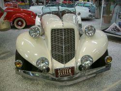Auburn Cabrio Replica, 1955