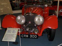 Jaguar SS 100, 1938