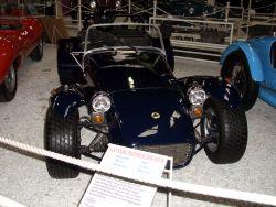 Lotus Super Seven, 1957