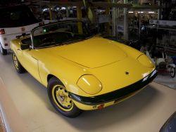 Lotus Elan S2, 1966