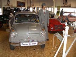 Fiat 600, 1958 - Kleinschnittger F125