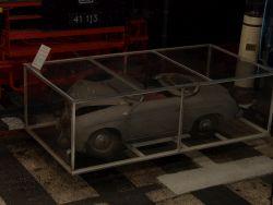 Porsche Speedster Das Fahrzeug soll in diesem Zustand bleiben.