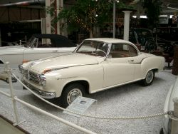 Borgward Isabella Coupé, 1958
