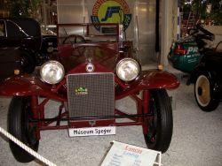 Lancia Lambda, 1926