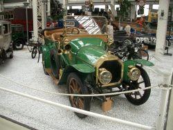 Peugeot Torpedo, 1912