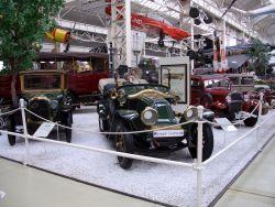 De Dion Bouton, 1922 - Renault Doppelphaeton, 1912 - Opel 1,2L, 1932