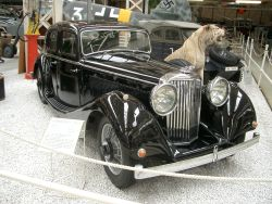 Jaguar SS, 1937