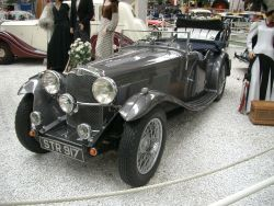 AC Cars 16/80, 1935