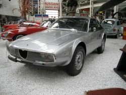 Alfa Romeo Junior Zagato, 1971