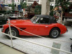 Austin Healey MK3, 1965