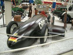 Opel RAK 2, 1928 (Nachbau)