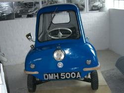 Peel P 50, das kleinste Auto der Welt