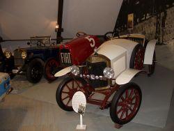 Zwei Italiener und ein fast vergessener Berliner (Fiat 509, 1928 - Fiat 501 S, 1923 - AGA Sport, 1921)