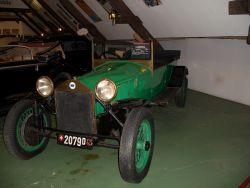 Lancia Lambda, 1927