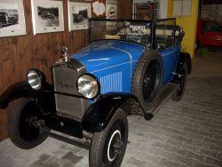 Peugeot 127 S, 1927