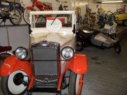 Fiat Balilla Spider, 1934
