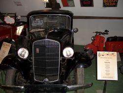 Opel P4 Spezial Limousine, 1936