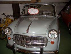 Fiat Neckar Spezial, 1962